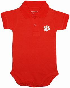 Clemson Tigers Polo Bodysuit