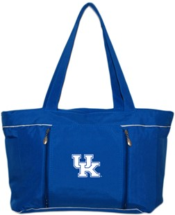 Kentucky Wildcats Baby Diaper Bag with Changing Pad